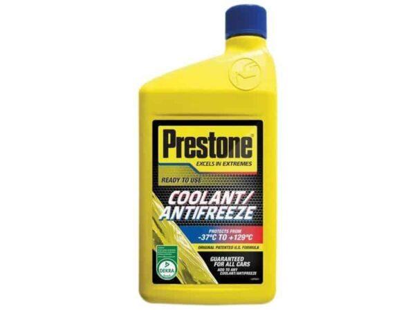 Prestone Anit-Freeze Ready to Use 50/50 1 Litre