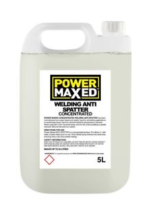 PowerMaxed Anti Spattter RTU Concentrate 5 Litre