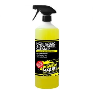 PowerMaxed Frequent Use Non Acid Wheel Cleaner 1ltr