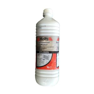 Holts Deionised Water 1 Litre