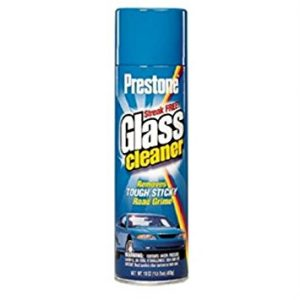 PRESTONE GLASS CLEANER AEROSOL 500ML