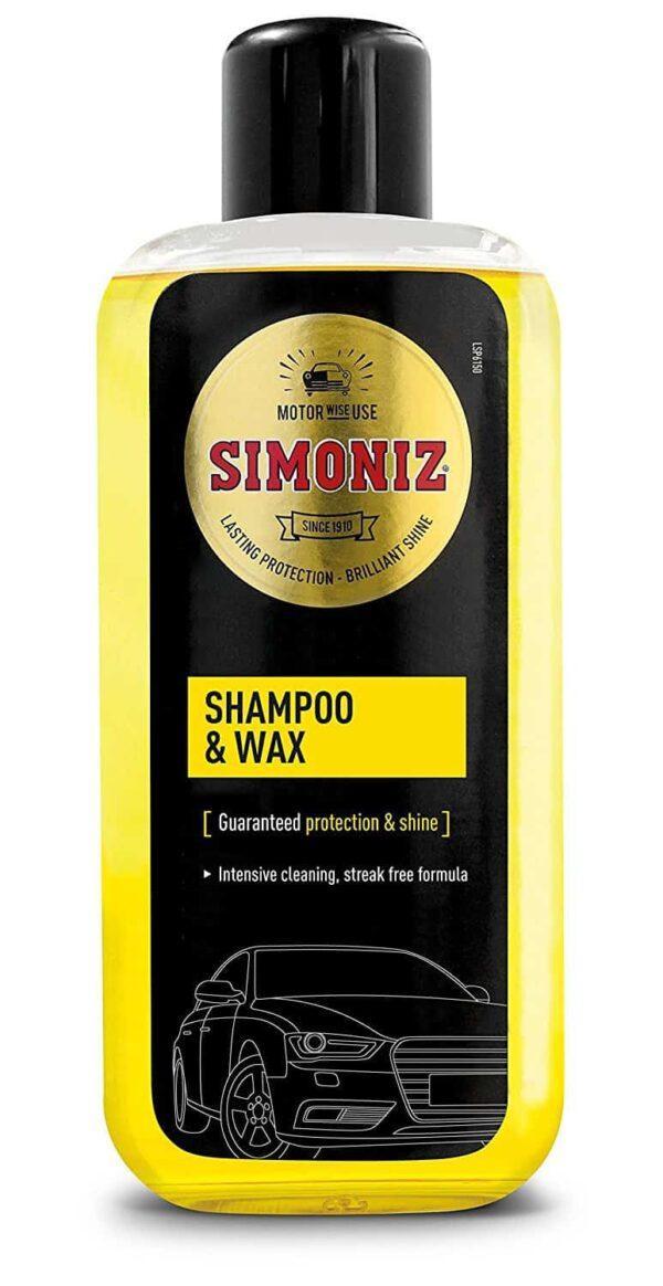 SIMONIZ SHAMPOO & WAX 1L