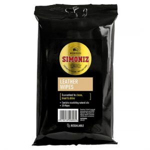 SIMONIZ LEATHER WIPES 20X6