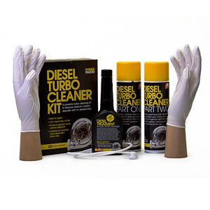 PowerMaxed Diesel Turbo Cleaner Kit
