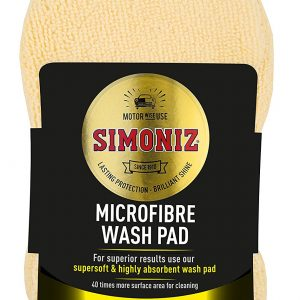 SIMONIZ MICROFIBRE POLISH APPLICATOR PAD