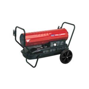AB1008 Sealey AB1008 Space Warmer Paraffin Kerosene Diesel Heater