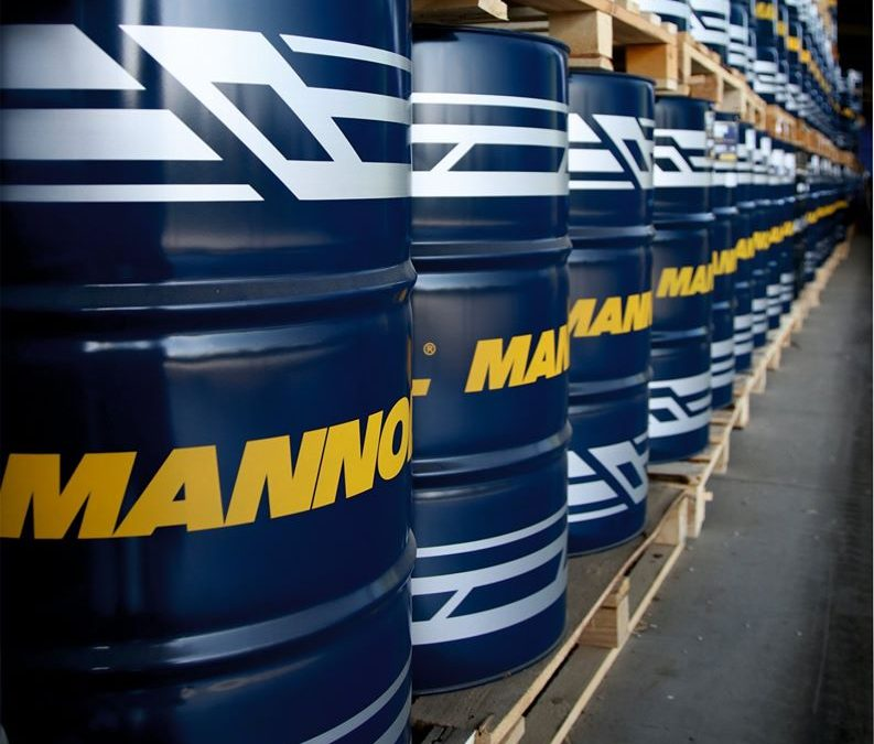 Brand of the Month July- Mannol Oil and Lubricants Range