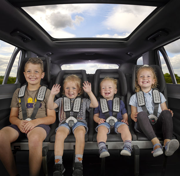 Multimac Car Seat- The perfect car seat solution for your growing family!