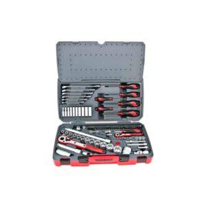 Teng Tools TM095 95 Piece 1/4in Socket Set