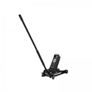 4040AB Sealey 4040AB 4tonne Trolley Jack Rocket lift black