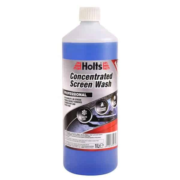 HOLTS CONCENTRATE SCREENWASH