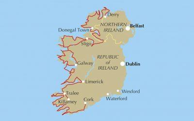 Ireland's Route 66…